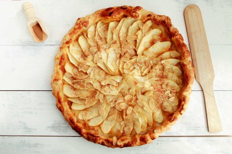 Tarte-aux-pommes-cannella