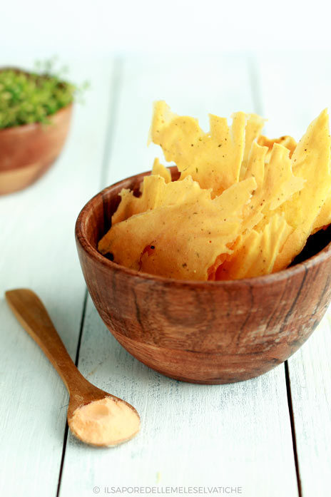 cheaper 55d1e f0c9c Chips croccanti di lenticchie rosse - Scopri la ricetta