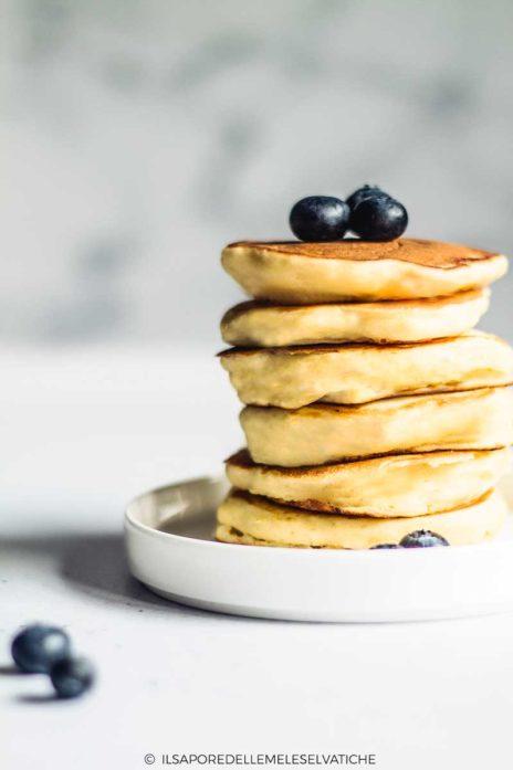 pancakes di kefir